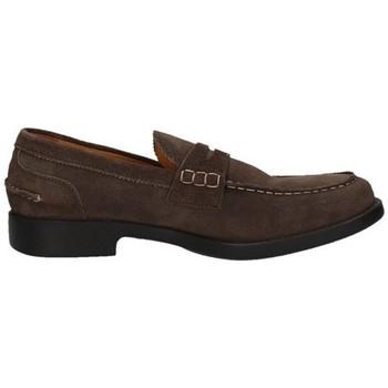 Schuhe Herren Slipper Campanile X165 ANTHRAZIT