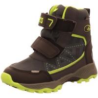 Schuhe Jungen Schneestiefel Lico Klettstiefel Ainno V 720359 schwarz