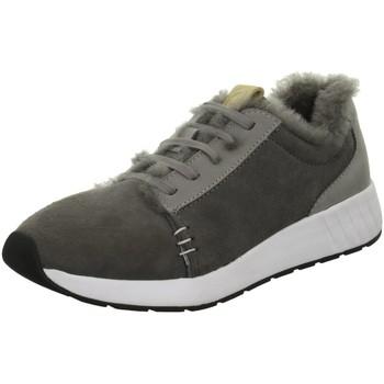 Schuhe Damen Schneestiefel Bnsm Schnuerschuhe Ms. Snug Low dark grey 100 051 grau