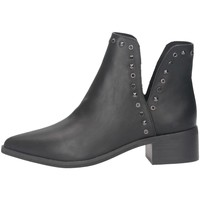 Schuhe Damen Low Boots Exé Shoes SABRINA-311 SCHWARZ