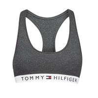 Unterwäsche Damen Sport-BH Tommy Hilfiger BRALETTE Grau