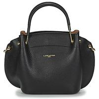 Taschen Damen Handtasche LANCASTER FOULONNE DOUBLE 18 Schwarz