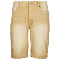 Kleidung Herren Shorts / Bermudas Deeluxe BART Beige