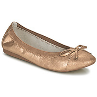 Schuhe Damen Ballerinas Moony Mood ELALA Bronze