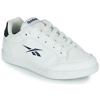 Schuhe Kinder Sneaker Low Reebok Classic REEBOK ROYAL VECTOR SMASH Weiss / Blau