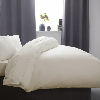 Home Bettbezug Belledorm Single BM123 Elfenbein