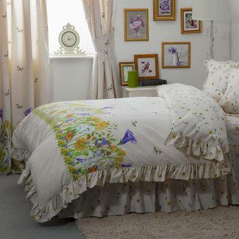 Home Bettbezug Belledorm Double Elfenbein