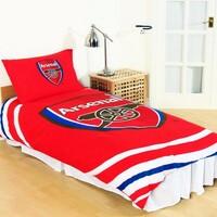 Home Kinder Bettbezug Arsenal Fc Simple Bunt