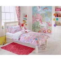 Home Kinder Bettbezug Riva Home Taille 1: Lit bébé Pink