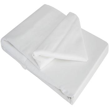 Home Bettlaken Belledorm Double Weiß