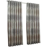 Home Vorhänge, Jalousien Riva Home Taille 4: 168 x 183cm Silber