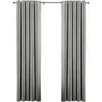 Home Vorhänge, Jalousien Riva Home Taille 7: 229 x 183cm Grau