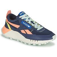 Schuhe Damen Sneaker Low Reebok Classic CL LEGACY Blau / Beige