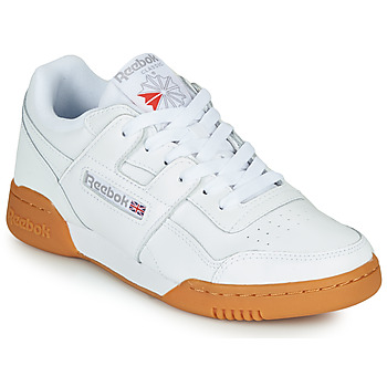 Schuhe Sneaker Low Reebok Classic WORKOUT PLUS Weiss