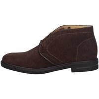 Schuhe Herren Boots Hudson HUD05 BRAUN