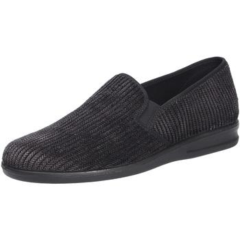 Schuhe Herren Hausschuhe Westland Herren Hausschuhe schwarz