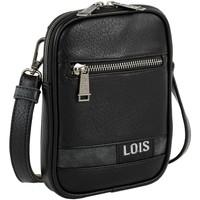 Taschen Herren Umhängetaschen Lois GRANT Tasche 310217 Schwarz
