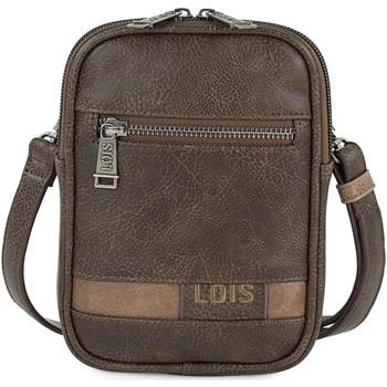 Taschen Herren Umhängetaschen Lois GRANT Tasche 310217 Braun