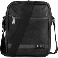 Taschen Herren Umhängetaschen Lois GRANT Tasche 310226 Schwarz