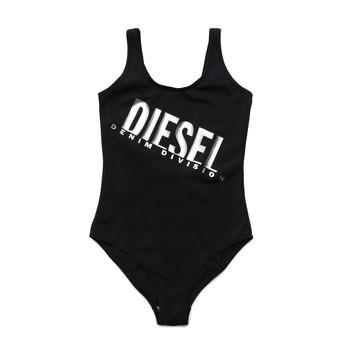 Kleidung Mädchen Badeanzug Diesel MIELL Schwarz