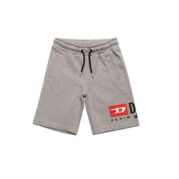Kleidung Jungen Shorts / Bermudas Diesel PSHORTCUTY Grau