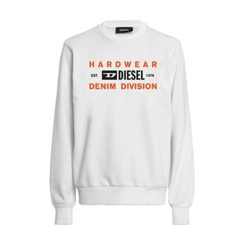 Kleidung Jungen Sweatshirts Diesel SGIRKK10 Weiss