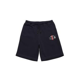 Kleidung Jungen Shorts / Bermudas Diesel PEDDY Blau