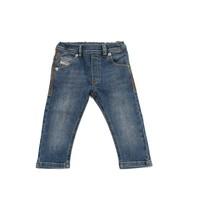 Kleidung Jungen Slim Fit Jeans Diesel KROOLEY Blau