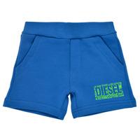 Kleidung Jungen Shorts / Bermudas Diesel POSTYB Blau