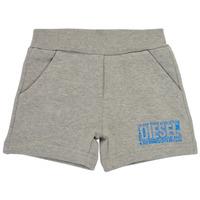 Kleidung Jungen Shorts / Bermudas Diesel POSTYB Grau