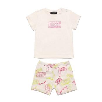 Kleidung Mädchen Kleider & Outfits Diesel SILLIN Multicolor