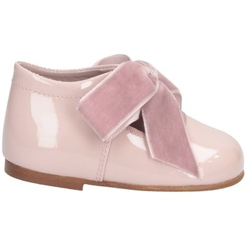 Schuhe Mädchen Ballerinas Cucada 3570R OLD ROSE Ballet Pumps Kind ROSA GOLD ROSA GOLD