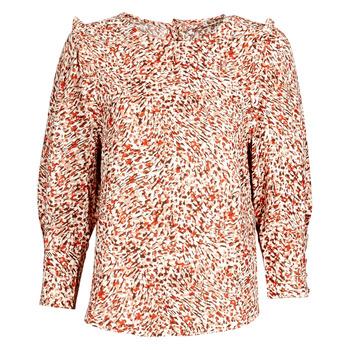 Kleidung Damen Tops / Blusen Betty London NIUTON Beige