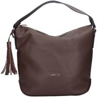 Taschen Damen Umhängetaschen Lancetti LB0054HO3 BRAUN