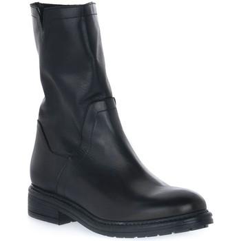 Schuhe Damen Low Boots Priv Lab DELICE NERO Nero