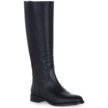 Schuhe Damen Klassische Stiefel Priv Lab NERO SAUBANE Nero