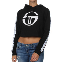 Kleidung Damen Sweatshirts Sergio Tacchini 38210-166 Schwarz