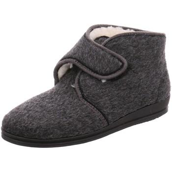 Schuhe Herren Hausschuhe Beck Georg,Stichelhaar,gr 7029-36 grau