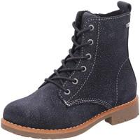 Schuhe Mädchen Low Boots Lurchi Schnuerstiefel 33-17217-22 33-17217-22 blau