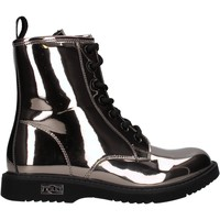 Schuhe Jungen Sneaker High Cult - Anfibio argento CLASS-1 ARGENTO