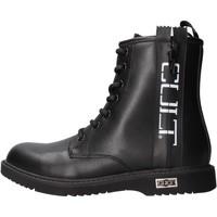 Schuhe Jungen Sneaker Cult - Anfibio nero ZIPPER NERO