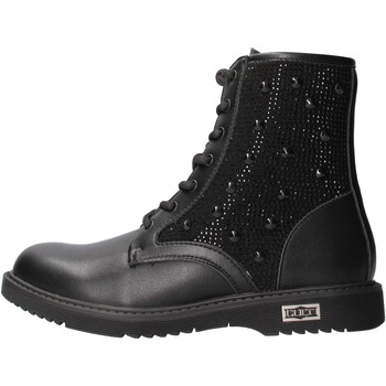 Schuhe Jungen Sneaker Cult - Anfibio nero GLAM NERO