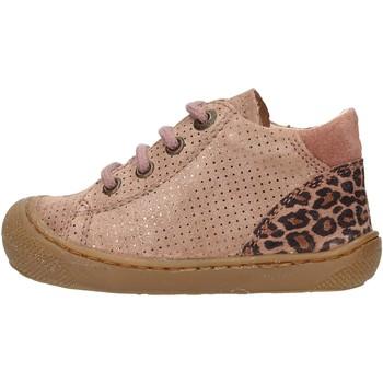 Schuhe Jungen Sneaker High Naturino - Polacchino rosa  antico ROMY-1M60