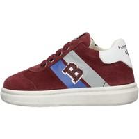 Schuhe Jungen Sneaker Low Balducci - Polacchino bordeaux MSPO3501 BOREDAUX