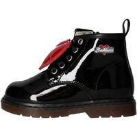 Schuhe Jungen Sneaker Balducci - Polacchino nero MATR2100 NERO