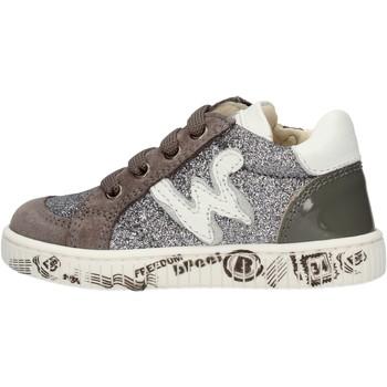 Schuhe Jungen Sneaker Low Balducci - Polacchino argento MSPO3503 ARGENTO