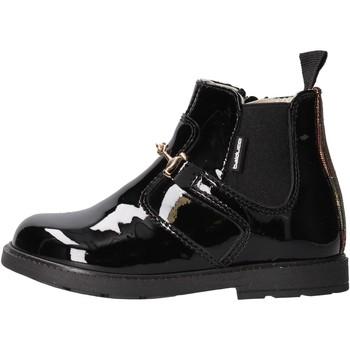Schuhe Jungen Boots Balducci - Tronchetto nero CITA 4201 NERO