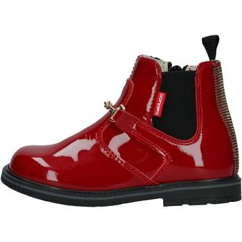 Schuhe Jungen Boots Balducci - Tronchetto rosso CITA 4201 ROSSO