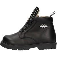 Schuhe Jungen Boots Balducci - Polacchino nero MATR2050 NERO