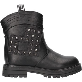 Schuhe Jungen Boots Balducci - Tronchetto nero BS1911 NERO